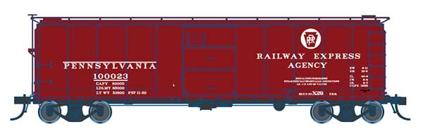 N Scale X29 Re-run Coming From Red Caboose