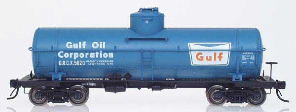 Type Of Car Oil >> Train Quest Gulf Oil - Blue ACF Type 27 Riveted 10,000 ...