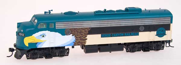 Verde Canyon Railroad FP9