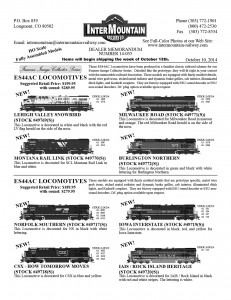 Lehigh Valley Milwaukee Road Montana Rail Link Burlington Northern Norfolk Southern Iowa Interstate CSX Rock Island Heritage