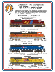 Arkansas & Missouri BNSF Montana Rail Link Union Pacific