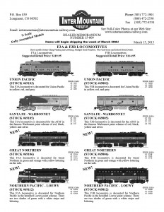 Union Pacific Santa Fe Great Northern Northern Pacific