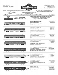 Atlantic Coast Line Canadian National Chicago & North Western Union Pacific New York Central Long Island Railroad Southern Pacific Penn Central