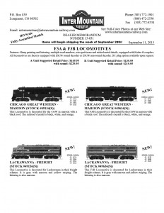 Chicago Great Western Lackawanna