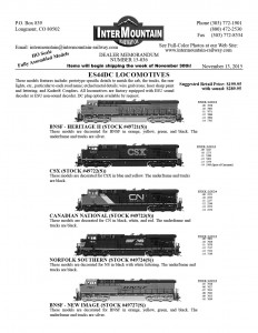 BNSF Heritage II CSX Canadian National Norfolk Southern BNSF New Image