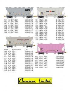 ICE-GATX NRLX Winchester & Western HWCX