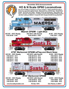 Maersk Santa Fe ATSF Warbonnet