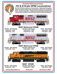 BNSF Warbonnet BNSF New Image