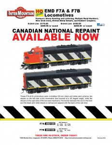 Canadian National Repaint