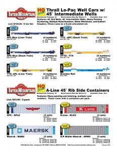 APL Blue APC Blue TTX-APL TTX-APC DTTX Brandon Rail APC Maersk K-Line A.P. Moller-Maersk