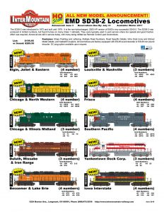 Elgin, Joliet & Eastern Chicago & North Western Chicago & Illinois Midland Duluth, Missabe & Iron Range, Bessemer & Lake Erie Louisville & Nashville Frisco Southern Pacific Yankeetown Dock Corp. Iowa Interstate