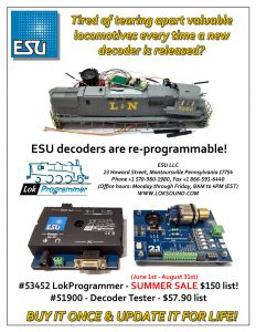 ESU LokProgrammer Decoder Tester 53452 51900