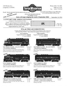 APL Southern Pacific Gulf, Mobile & Ohio Chicago & Eastern Illinois