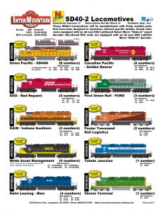 Union Pacific SOO G&W Indiana Southern Webb Asset Management Helm Leasing Canadian Pacific First Union Rail Foster Townsend Rail Logistics Toledo Junction Illinois Terminal